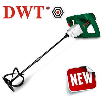 Миксер строительный DWT MX10-12 T (2х скоростной)
