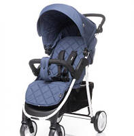 Детская прогулочная коляска 4BABY RAPID 2019 Navy Blue