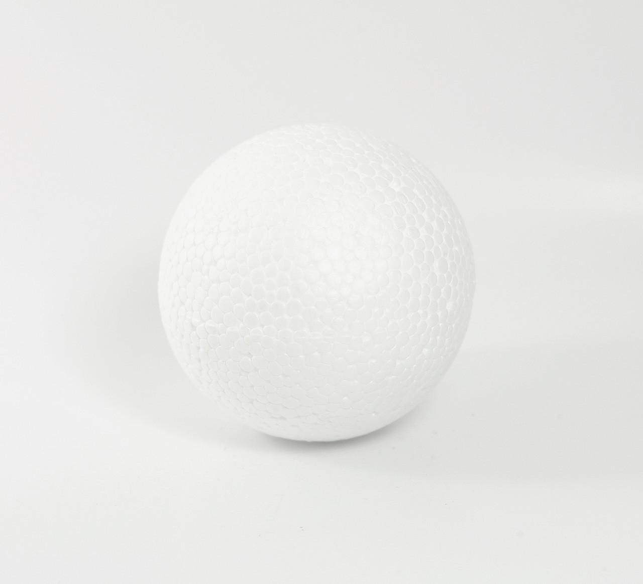 Шар из пенопласта 8 см