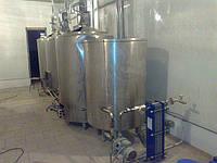 Мини пивзавод под ключ от 100 до 1000л пива в сутки