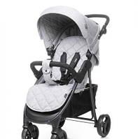 Прогулочная коляска для детей  4BABY RAPID 2019  Light Grey