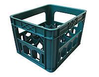 Ящик пластиковый под бутилку (420x340x275), фото 1