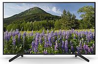 Телевизор Sony KD-43XF7005 (mxr200гц,ultrahd 4k,smart, hdr, hlg, 4k x-realitypro, linux, dolby digital 20вт), фото 1