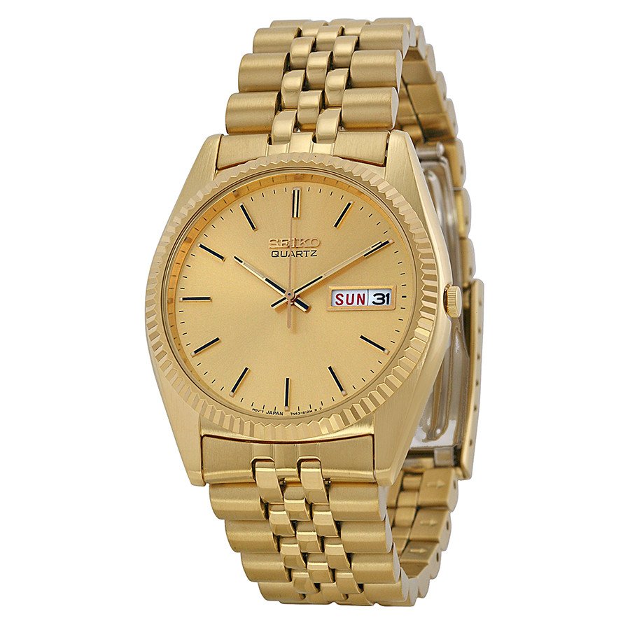 Часы Seiko SGF206 Quartz 7N43