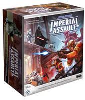 Звёздные войны: Атака Империи (рус) (Star Wars Imperial Assault (rus)) настольная игра