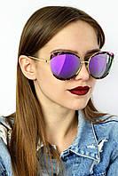 Солнцезащитные очки реплика Chanel с поляризацией фиолетовые d6f52aa63fd55