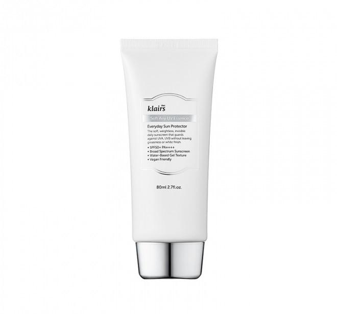 Klairs Soft Airy UV Essence SPF50 Солнцезащитный крем