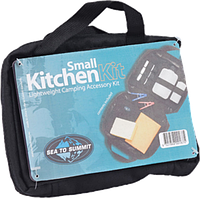 Набор посуды Sea To Summit Kitchen Kit Small STS AKITS, черный
