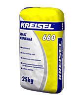 Шпаклевка известковая финишная KREISEL 660 KALK SPACHTELMASSE меш. по 25 кг.