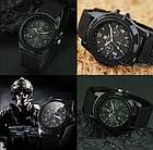 Часы наручные мужские Swiss Army, кварцевые армейские + Подарок! , фото 3
