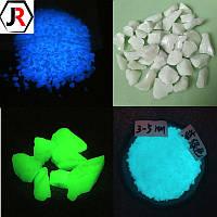 """Декоративные Светящиеся камни для ландшафтного дизайна, JAKCOMBER """"Glow Stone"""" за 100 грамм"""