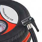 Компрессор Автомобильный Насос Air Compressor  260 PSi DC 12V Лучший и недорогой выбор + Подарок!, фото 2