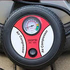 Компрессор Автомобильный Насос Air Compressor  260 PSi DC 12V Лучший и недорогой выбор + Подарок!, фото 3