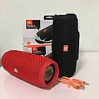 JBL Charge 3 Портативная Bluetooth колонка RED (Красная) КАЧЕСТВО + Подарок!, фото 2