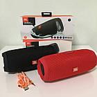 JBL Charge 3 Портативная Bluetooth колонка RED (Красная) КАЧЕСТВО + Подарок!, фото 10