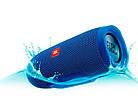 JBL Charge 3 Портативная Bluetooth колонка Blue (Синий) КАЧЕСТВО + Подарок!, фото 3