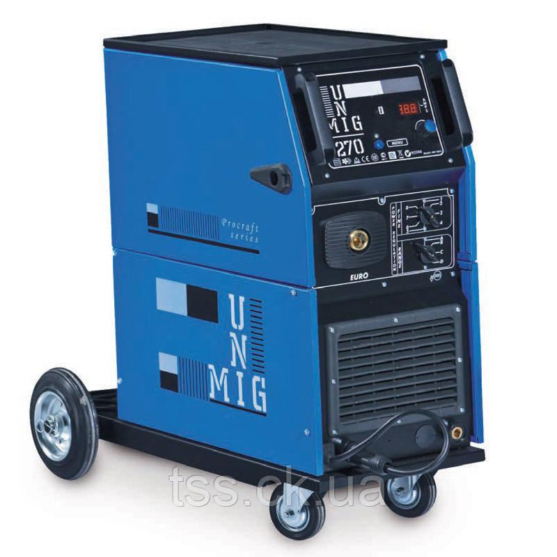 Сварочный аппарат MIG/MAG Unimig 270