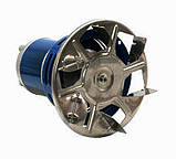 Универсальный вытяжной дымосос для котлов и каминов ДБУ FCJ4C52S Atas Ø-160 (диаметр дымохода 160мм), фото 7