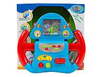 Развивающая игрушка Автотренажер Самолет, звук, муз