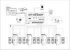 Четырехдверный биометрический контроллер доступа ZKTeco inBio 460 Pro, фото 4