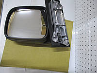 Зеркало зад.вида VW Caddy 3 в сборе левое механика