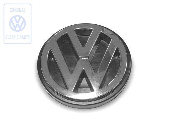 Значок крышки багажника VW B-3/Golf 2 7764577