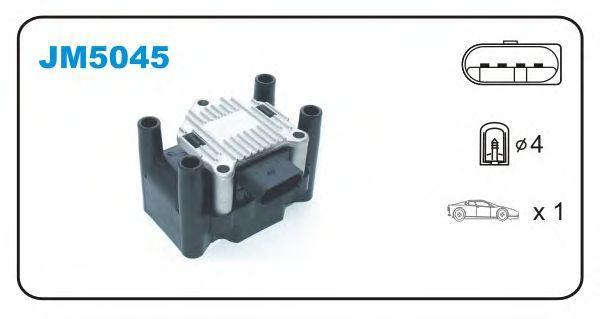 Катушка зажигания Audi A4 1.6E VW Caddy 2/Golf 4-5/B-5/T-5 1.4-2.0E (x1)