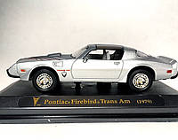"""Модель легкова 4"""" 94239 метал. 1:43 PONTIAC FIREBIRD TRANS AM 1979"""