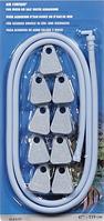 Распылитель гибкий Marina 119см