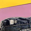 Джинсовый комплект с ромашками для девочки  2-3-4-5 лет, фото 3