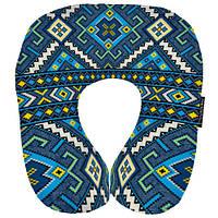 Подушка-рогалик Український орнамент