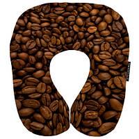 Подушка-рогалик Кава