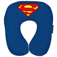 Подушка-рогалик Супермен