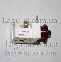 Реле пусковое компрессора Danfoss 117U6015, фото 2
