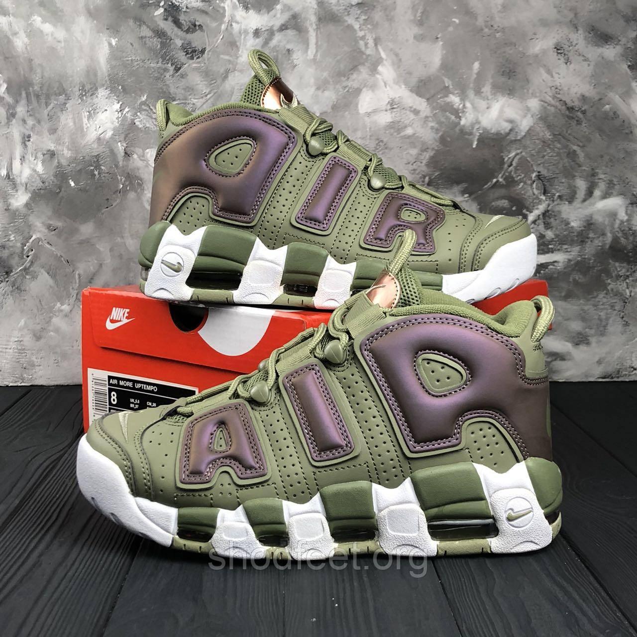 5e0c99356c962 Женские кроссовки Nike Air More Uptempo 96 Green: продажа, цена в ...