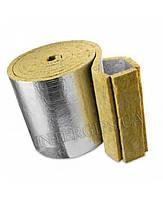 Минеральная вата Knauf Insulation LMF AluR L 30*8000*1000 d35 (8м2)