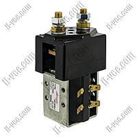 Контактор постоянного тока Albright SW180B-4 24V CO DC, 150A, 96VDC, NO-SP-ST
