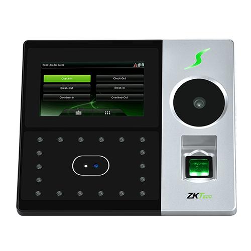 Биометрическая система контроля доступа ZKTeco PFace202