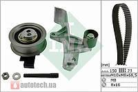 Комплект ГРМ Audi A4/A6 1.8T/2.0E (01-05) VW B-5 1.8T/2.0E (01>)