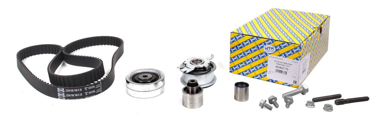 Комплект ГРМ VW Caddy 3/B-6/Amarok/Golf 6/Tiguan/Polo/T-5 1.2/1.6/2.0TDi (08>)
