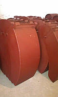 Козырек зернометателя ЗА 03.080, фото 1
