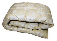 Одеяло ЭКОПУХ 50% пуха и 50% пера 172х205  двухспального размера
