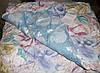Одеяло ЭКОПУХ 50% пуха и 50% пера 172х205  двухспального размера, фото 5