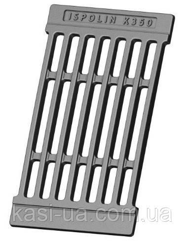 Решетка колосниковая (колосник) печная ISPOLIN К 350 (350 х 205 мм.)