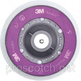 3M™50540 Стандартная мультидырочная оправка для дисков 3M™ Hookit, 5/16, диам. 150мм