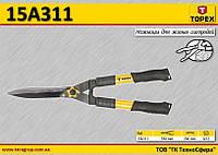 Ножницы садовые L-550мм, L1-200мм, покрытие PTFE, эргономика,  TOPEX  15A311