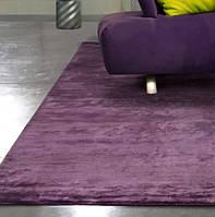Индийские ковры из вискозы, ковры для дома, однотонные ковры, фото 1
