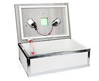 Инкубатор Наседка ИБМ-70 яиц с механическим переворотом и электронным регулятором