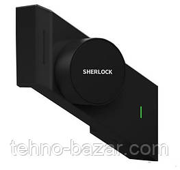 Умный замок Sherlock Smart sticky lock Black 3800 мАч