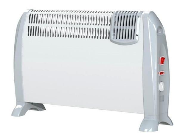 Электрический конвекторный обогреватель ELDOM CFV2000 со встроенным вентилятором (пр-во Болгария)